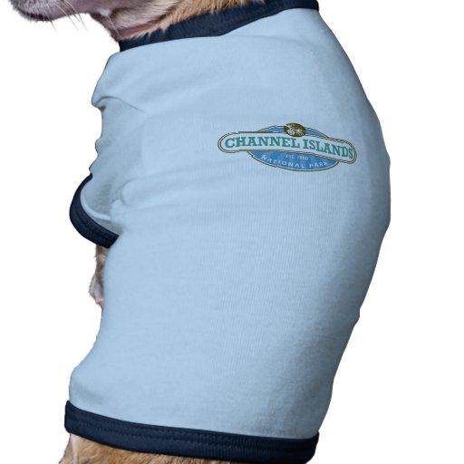 Parque nacional de las Islas del Canal Camiseta De Perro