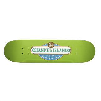 Parque nacional de las Islas del Canal Tablas De Skate
