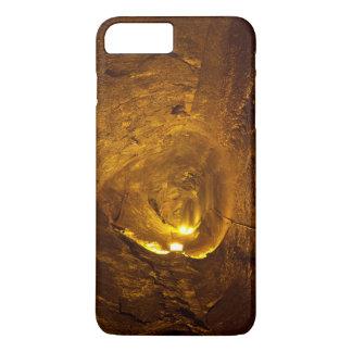 Parque nacional de los volcanes de Hawaii del tubo Funda iPhone 7 Plus