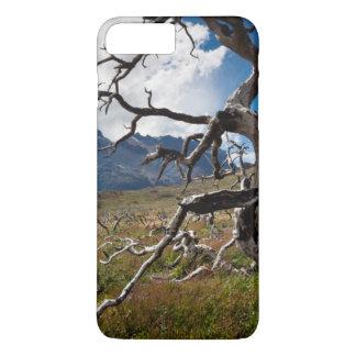 Parque nacional de Torres del Paine, árboles Funda iPhone 7 Plus