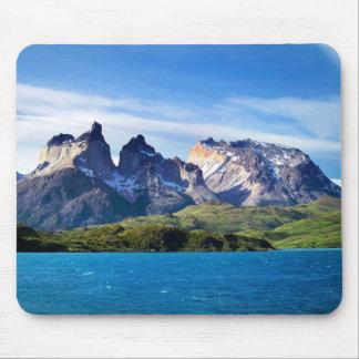 Parque nacional de Torres del Paine, Chile Alfombrilla De Ratón