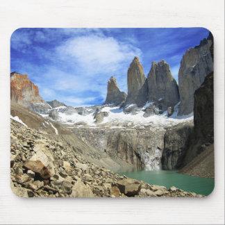 Parque nacional de Torres del Paine, Chile Alfombrillas De Ratones