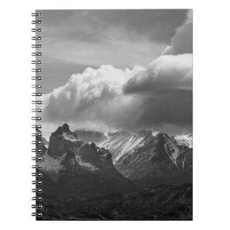 Parque nacional de Torres Del Paine, Cuernos y Cuaderno