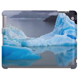 Parque nacional de Torres del Paine, hielo glacial