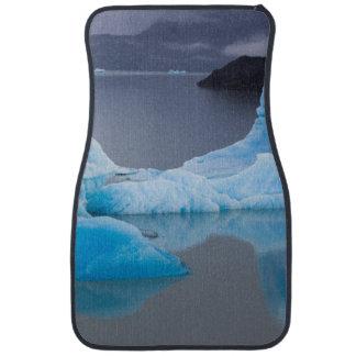 Parque nacional de Torres del Paine, hielo glacial Alfombrilla De Coche