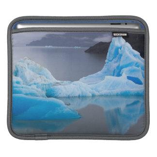 Parque nacional de Torres del Paine, hielo glacial Funda Para iPads