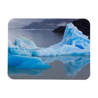 Parque nacional de Torres del Paine, hielo glacial Imán