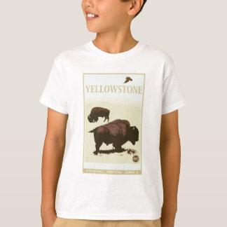 Parque nacional de Yellowstone Camiseta