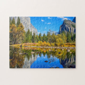 Parque nacional de Yosemite Puzzle