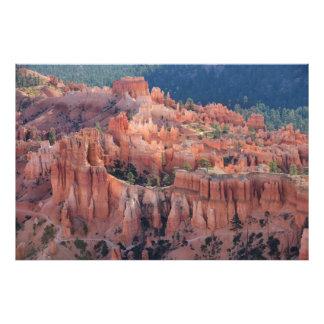 Parque nacional del barranco de Bryce, Utah los Foto