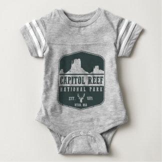 Parque nacional del filón del capitolio body para bebé