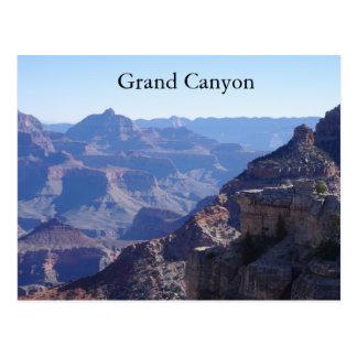 Parque nacional del Gran Cañón, borde del sur Postal