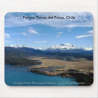 Parque Torres del Paine, Chile Alfombrilla De Ratón