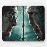 Parte 2 de Harry Potter 7 - Harry contra Voldemort Alfombrilla De Ratón