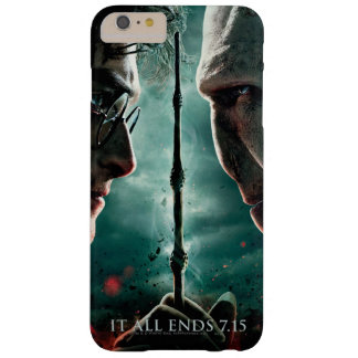 Parte 2 de Harry Potter 7 - Harry contra Voldemort Funda Para iPhone 6 Plus Barely There