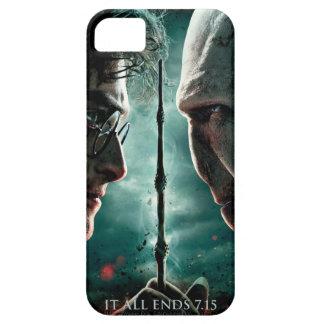 Parte 2 de Harry Potter 7 - Harry contra Voldemort Funda Para iPhone SE/5/5s
