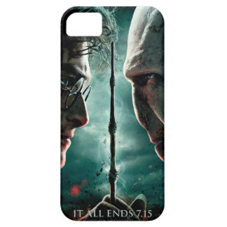 Parte 2 de Harry Potter 7 - Harry contra Voldemort iPhone 5 Cobertura