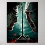 Parte 2 de Harry Potter 7 - Harry contra Voldemort Póster