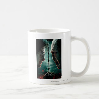 Parte 2 de Harry Potter 7 - Harry contra Voldemort Taza De Café