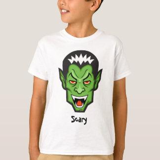 Parte posterior asustadiza XS S M del autismo de Camiseta