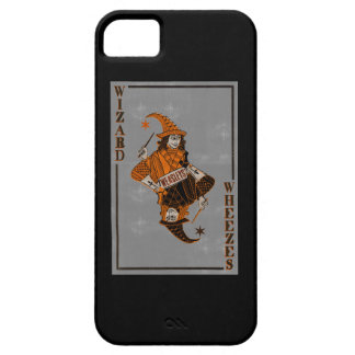 Parte posterior de la tarjeta de Weasleys iPhone 5 Case-Mate Cárcasa
