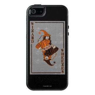 Parte posterior de la tarjeta de Weasleys Funda Otterbox Para iPhone 5/5s/SE