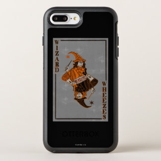 Parte posterior de la tarjeta de Weasleys Funda OtterBox Symmetry Para iPhone 7 Plus