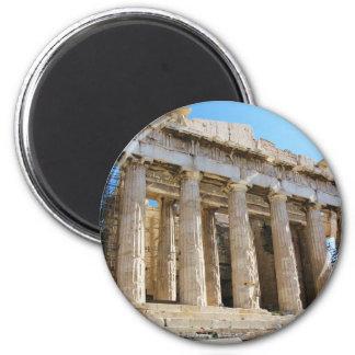 Parthenon, acrópolis Atenas Imanes