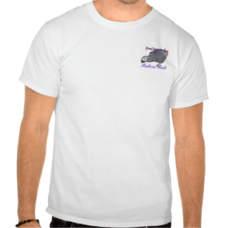 Partidario emplumado de la familia - el Amazonas Camiseta