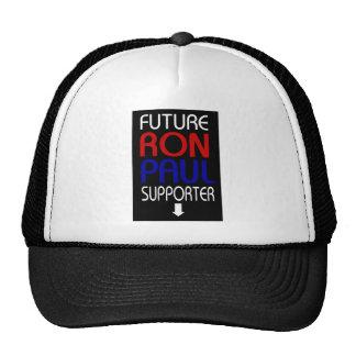 partidario futuro de Ron Paul Gorro