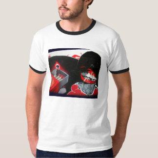 Partido malvado Londres Camisetas