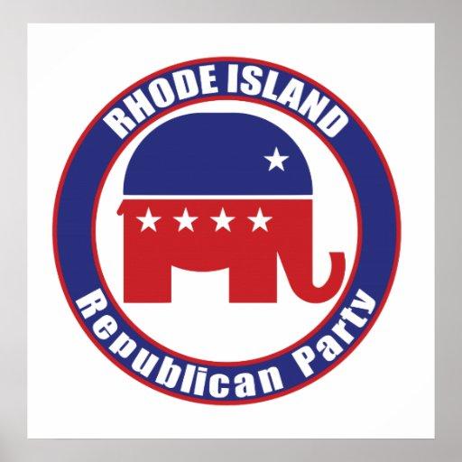 Partido Republicano de Rhode Island Posters