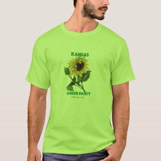 Partido Verde de Kansas Camiseta