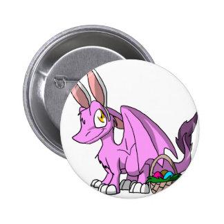Pascua Bubblegum/dragón peludo rosado del SD