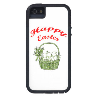 Pascua feliz 4 funda para iPhone SE/5/5s