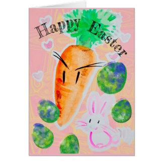 Pascua feliz. Tarjetas de felicitación divertidas