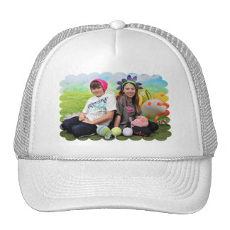 Pascua - niños gorra