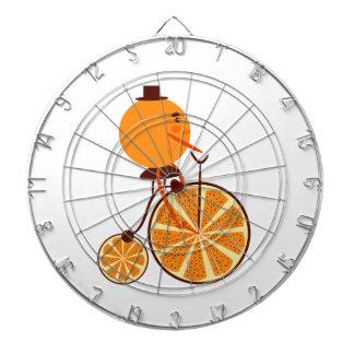 Paseo anaranjado diana