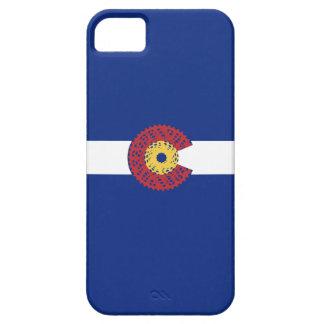 Paseo Colorado (casete de la bicicleta) Funda Para iPhone SE/5/5s