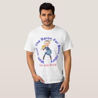 Paseo con el barón camiseta