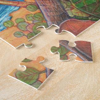 Paseo de la playa puzzle