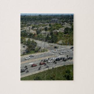 Paseo de Motorcyle Puzzle