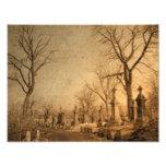 Paseo del cementerio fotos