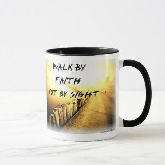 Paseo por la taza de la fe