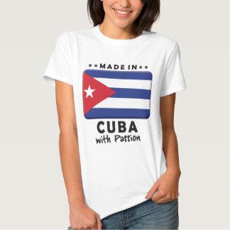 Pasión K de Cuba Camiseta