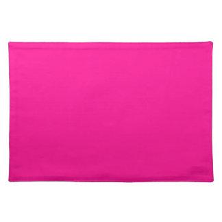 ¡Pasión P23 para el rosa! Color magenta Salvamanteles