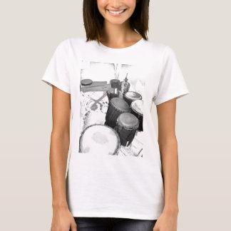 pasión percusión camiseta