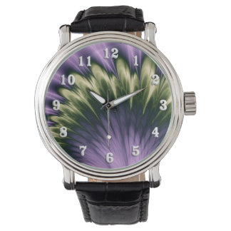 Pasión violeta relojes de pulsera