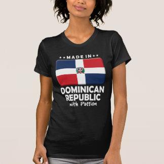 Pasión W de la República Dominicana Camisetas