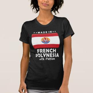 Pasión W de Polinesia francesa Camisetas